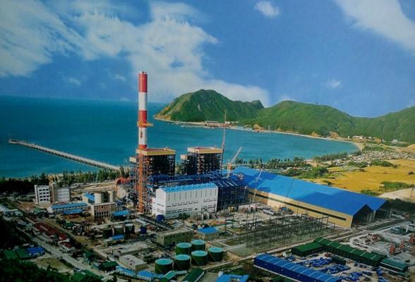 Nhà máy gang thép Formosa