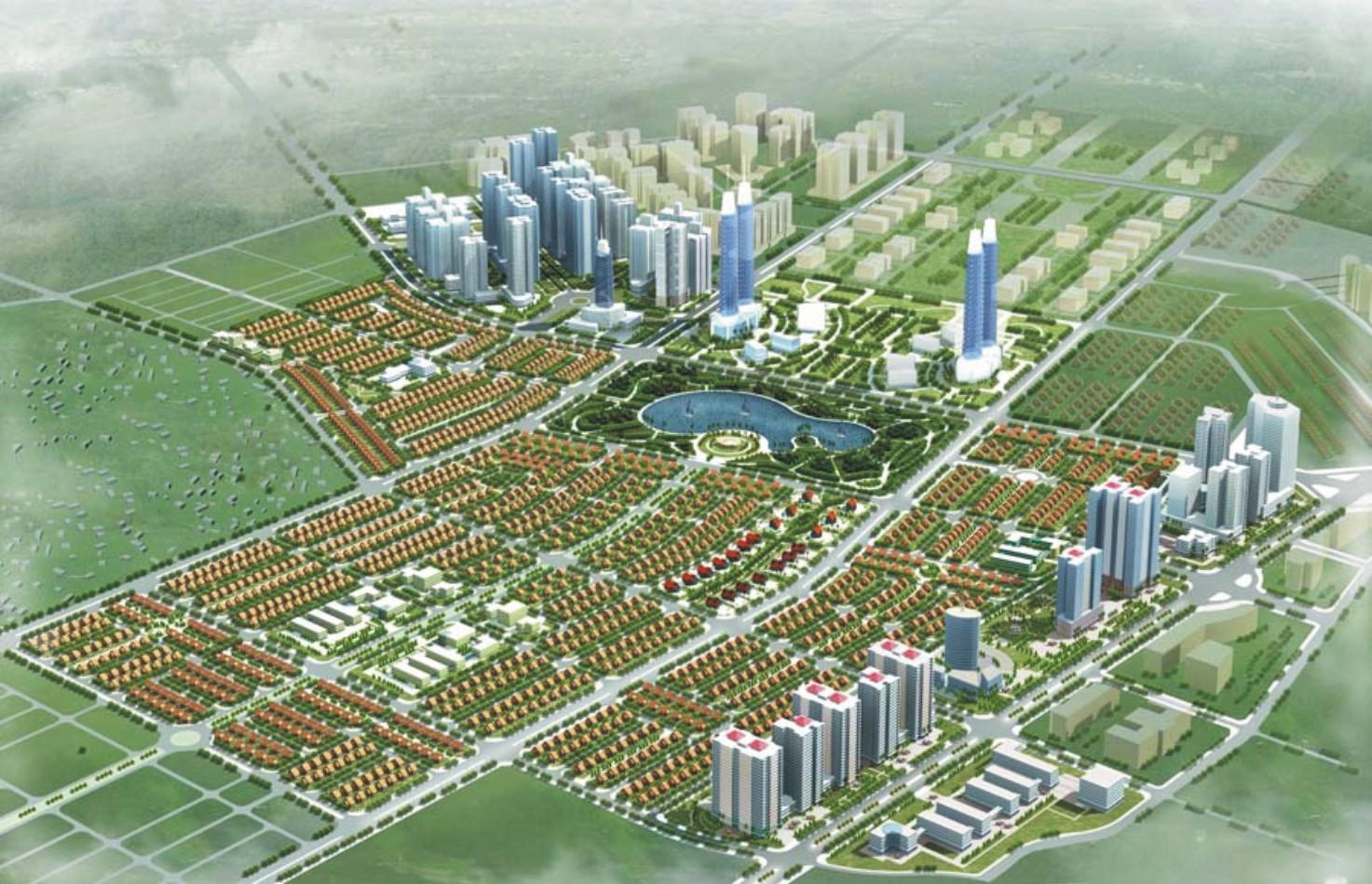 Chung cư CT7- Dương Nội