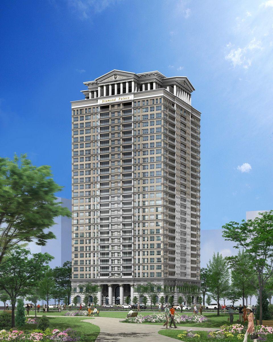 Chung cư Nghĩa Đô - Golden Condominium