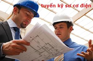Kỹ sư cơ điện thi công công trình