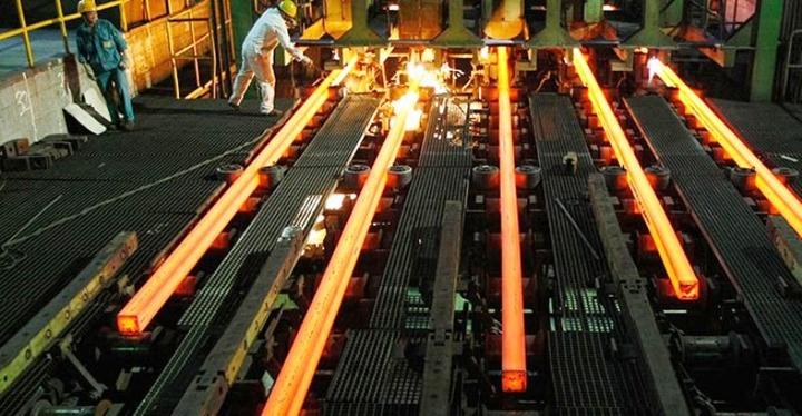 Nhà máy cán thép Thái Nguyên