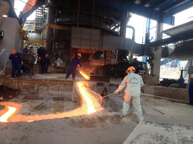 Nhà máy đúc luyện thép Lương Tài