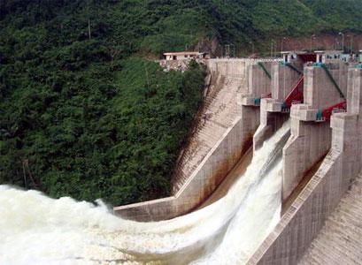 Nhà máy Thủy điện Nậm Tóong