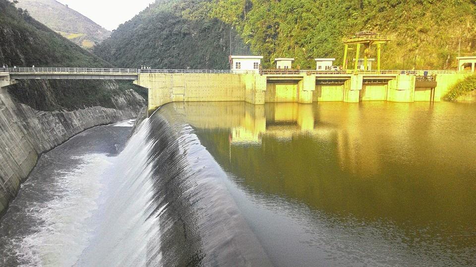 Dự án: Thủy điện Ngòi Phát