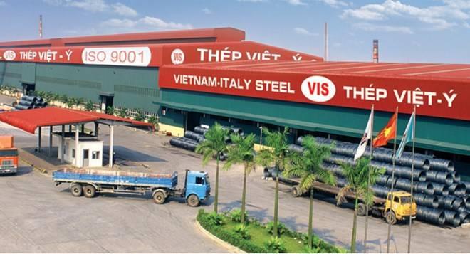 Nhà máy thép Việt Ý
