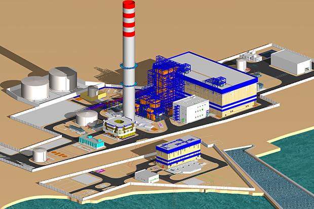 Dự án nhiệt điện Jeddah