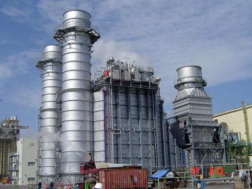 Nhà máy nhiệt điện TRIPOLI WEST 4 x 350MW
